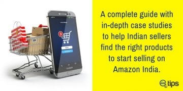 How to Find the Right Product to Sell on Amazon India?