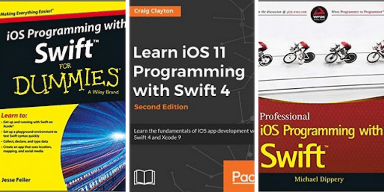10 Best iOS App Development Swift Programming Books
