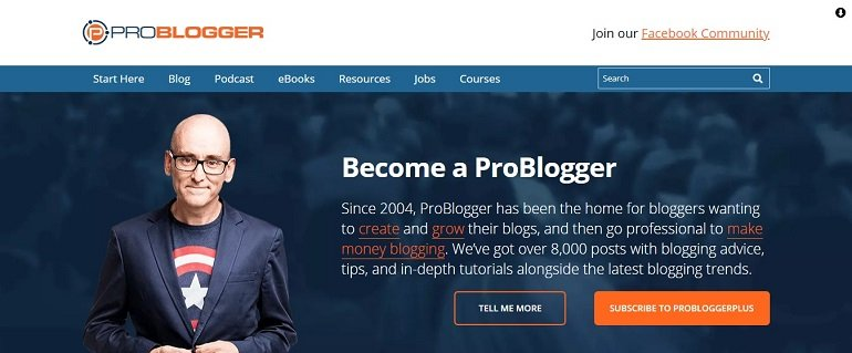 ProBlogger Blog