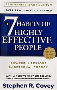 The 7 habbits of highly effective people