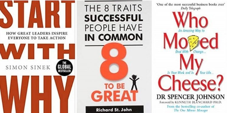 30+ Books Every Entrepreneur Should Read in 2019