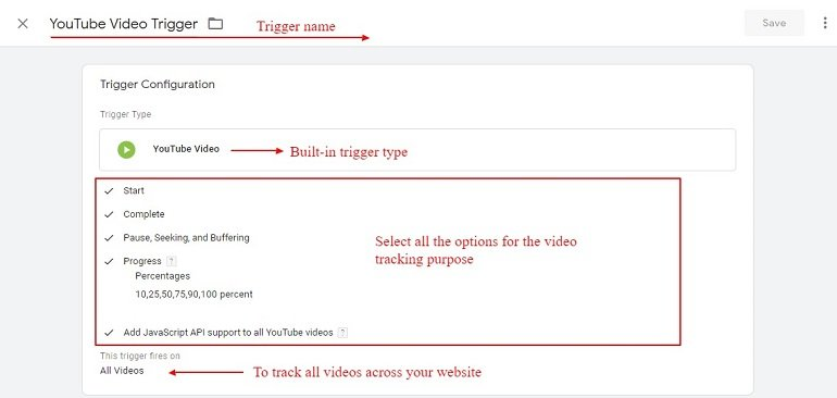 How to Track YouTube Embeds Play/Pause Via Google Tag Manager
