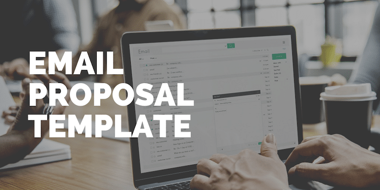 proposal email template
