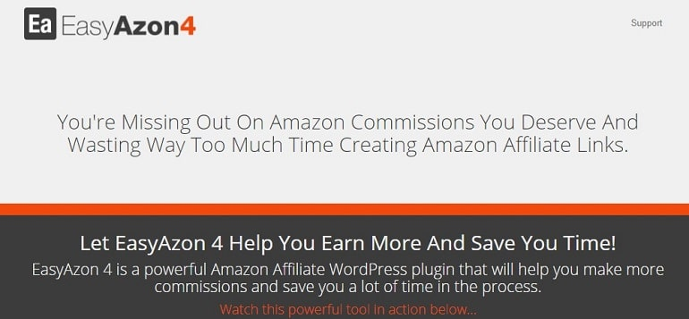 EasyAzon amazon affiliate wordpress plugin