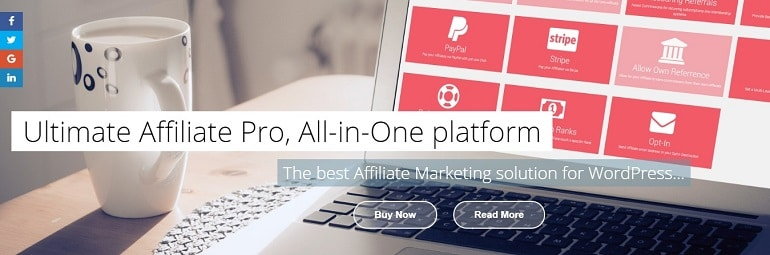 Ultimate affiliate pro wordpress affiliate manager plugin