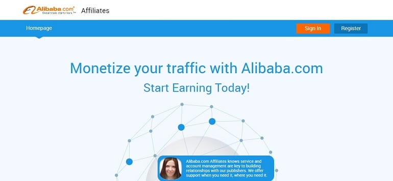 alibaba affiliate marketing