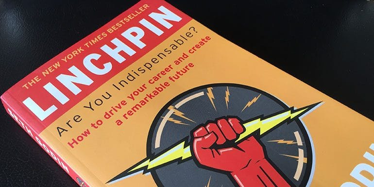 Linchpin by Seth Godin Book Review – Uplift the Choice of Career