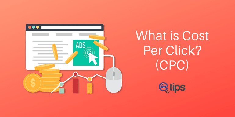 What is cost per cllick cpc featured image imtips.co