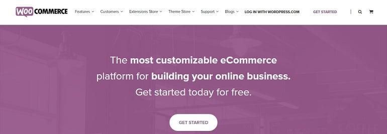 WooCommerce eCommerce cms