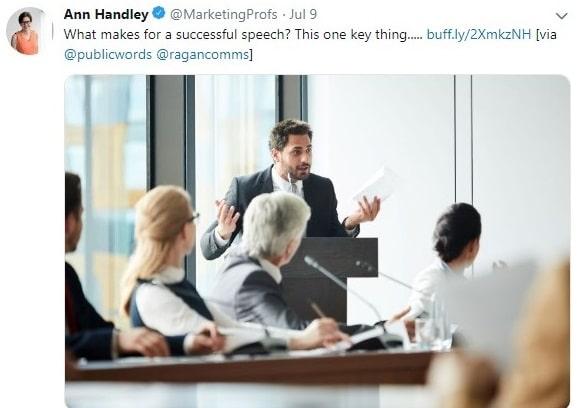 ann handley marketingprofs twitter