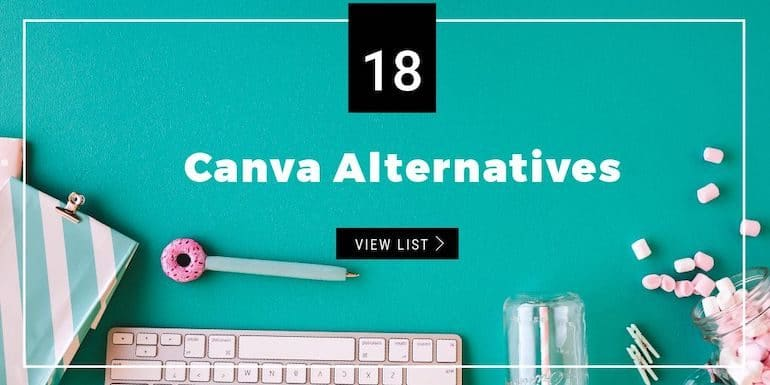 Canva Alternatives – Online Image Editing Tools Like Canva