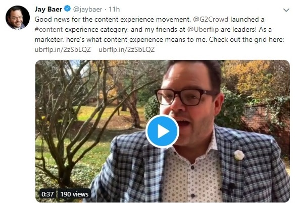 jay baer twitter account