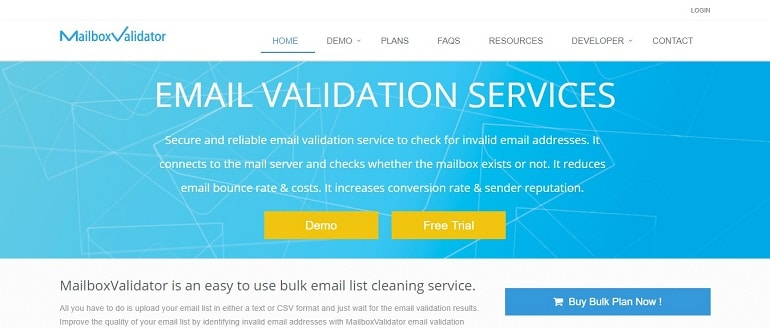 Email Validation API - Verify Email Address _ MailboxValidator