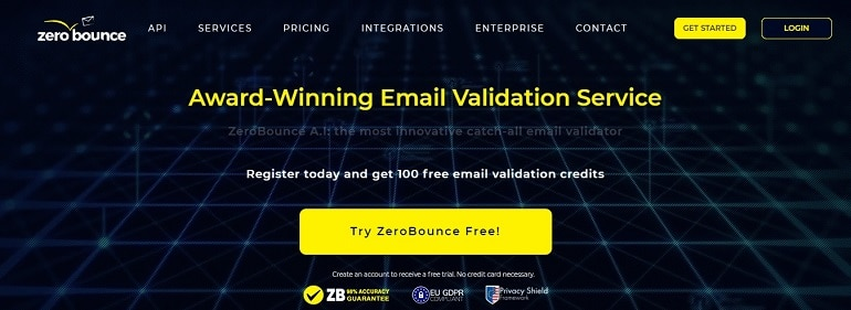 Email Validation Service - Email Validator and Email Verification