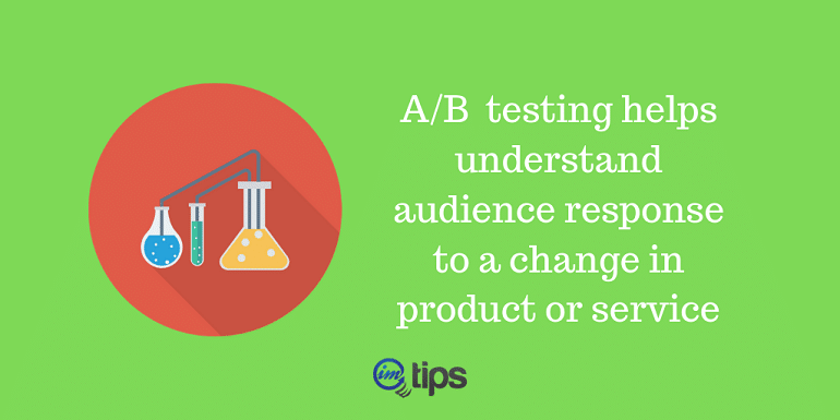 Marketer as AB Tester