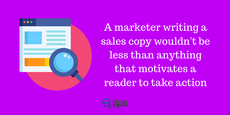 Marketer as Copywriter