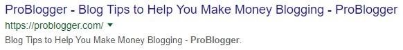 problogger meta des