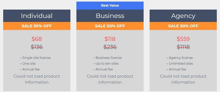 All in One SEO Pack Pro plugin price