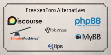 Free xenForo Alternatives – 9 Popular Open-Source Competitors