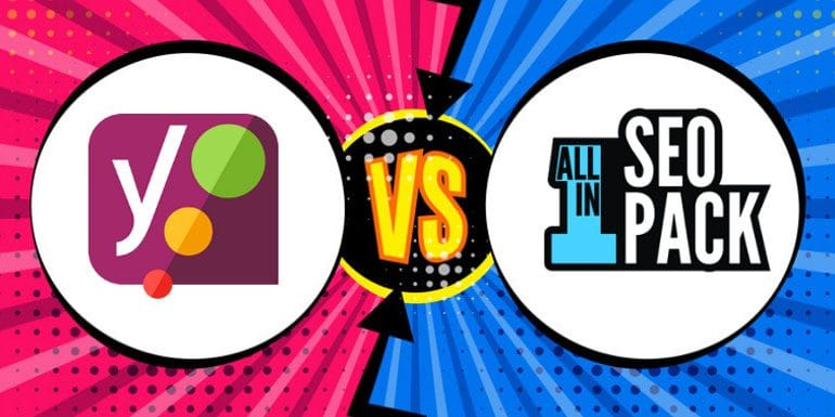Yoast SEO vs All-in-One SEO Pack – Best WordPress SEO Plugin