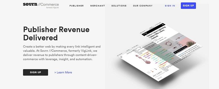 VigLink — Powering Content-Driven Commerce