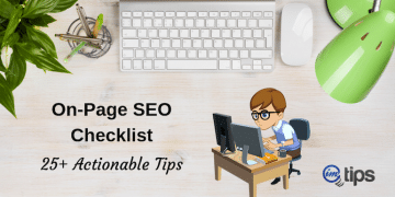 On-Page SEO Checklist: 25+ Actionable On-Page SEO Tips