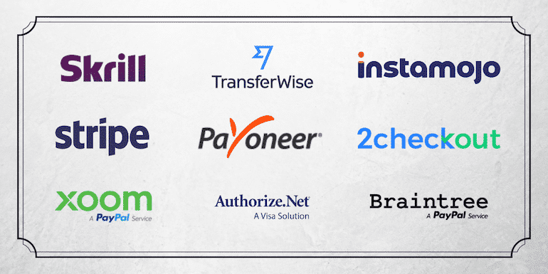 10 Best PayPal Alternatives For Freelancers in 2019