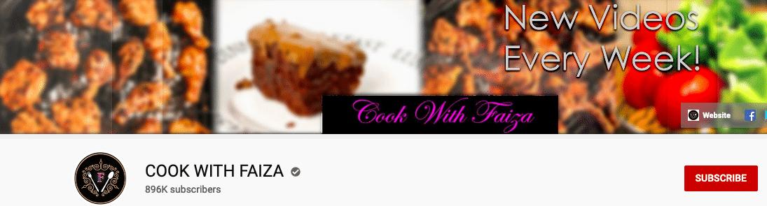 cook with faiza