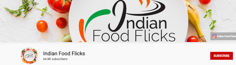 indian food flicks