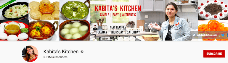 Kabita's Kitchen