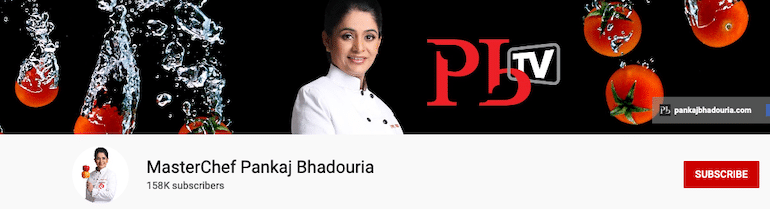 masterchef pankaj bhadouria youtube