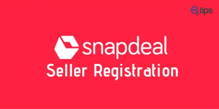 snapdeal seller registration