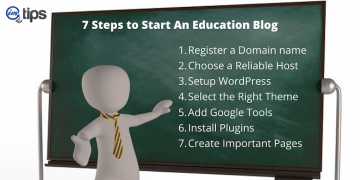 How to Start an Education Blog in 2021 – Guide for Tutors