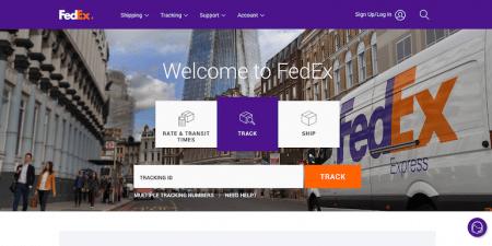 Fedex Logistics Service in India