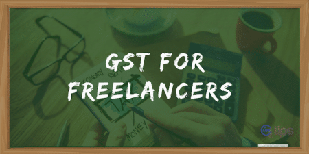 GST For Freelancers