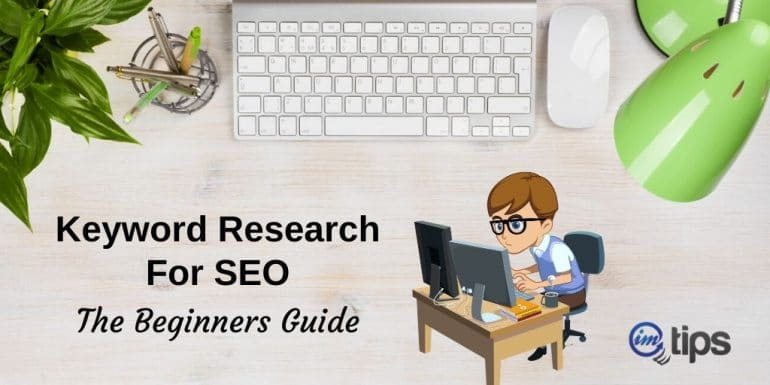 Keyword Research For SEO – The Beginner's Guide