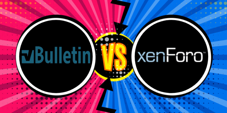 Vbulletin 5 Vs. XenForo 2 – Feature By Feature Comparison