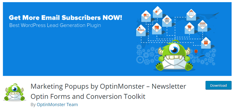 OptinMonster optin forms conversion toolkit wordpress woocommerce plugin