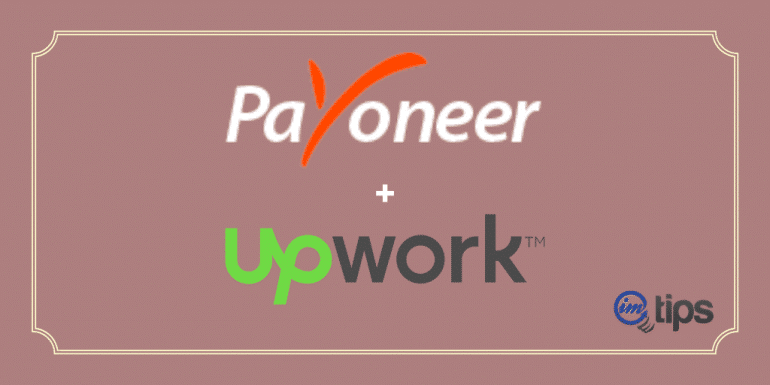 How to Add Payoneer Account to Indian Upwork Account?