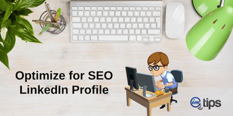 SEO LinkedIn Profile