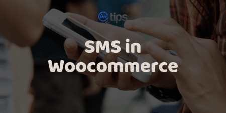 SMS integration in Woocommerce
