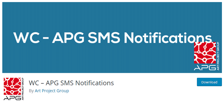 wc apg sms notifications wordpress plugin