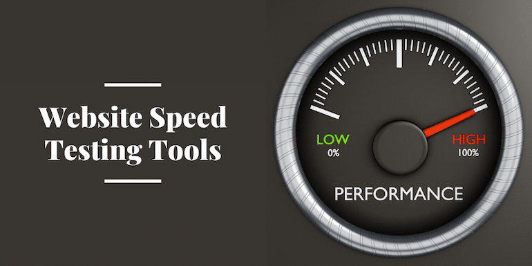 Best and Free Website Speed Testing Tools