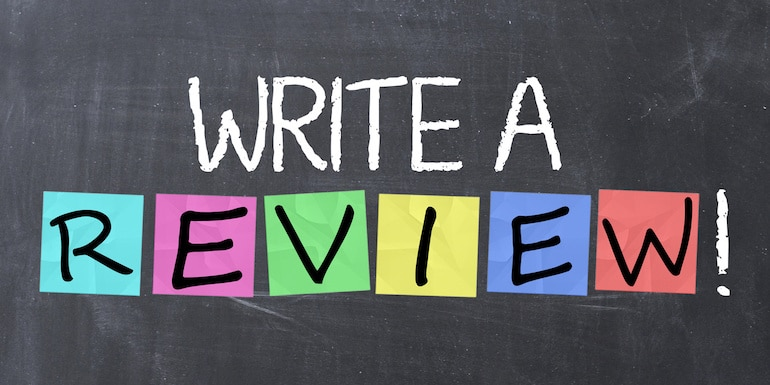Write Product Review