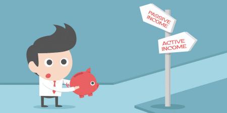 active vs passive income