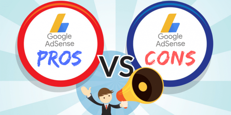 The Pros and Cons of Having Adsense on Your Blog