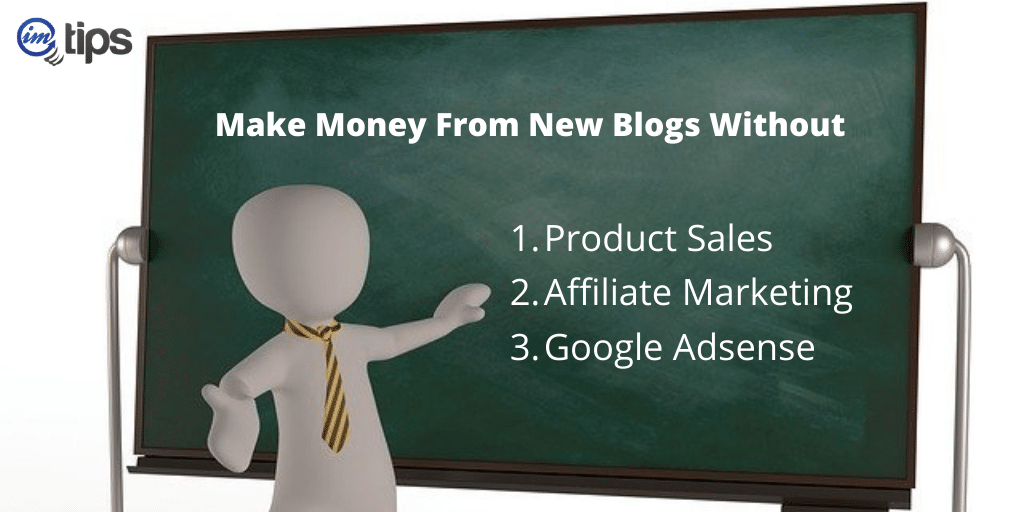 How Indians Can Make Money From A Newly Launched Blog
