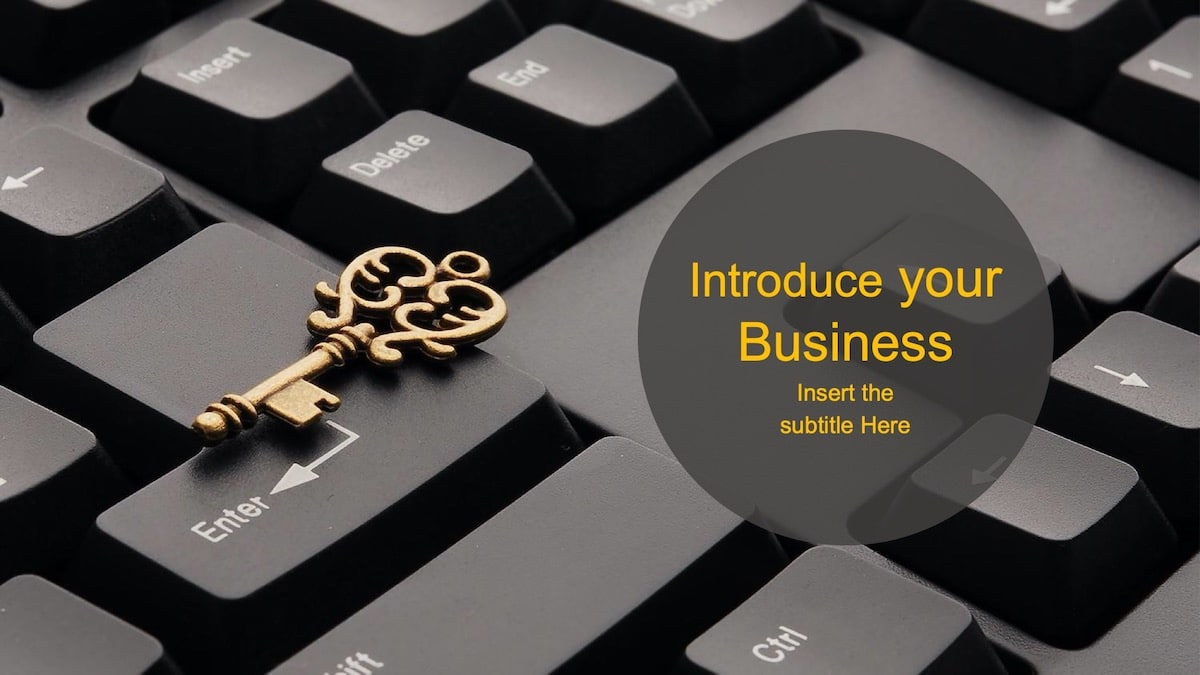Business Intro