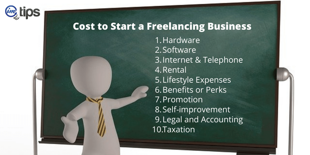 Cost to Start a Freelancing Business